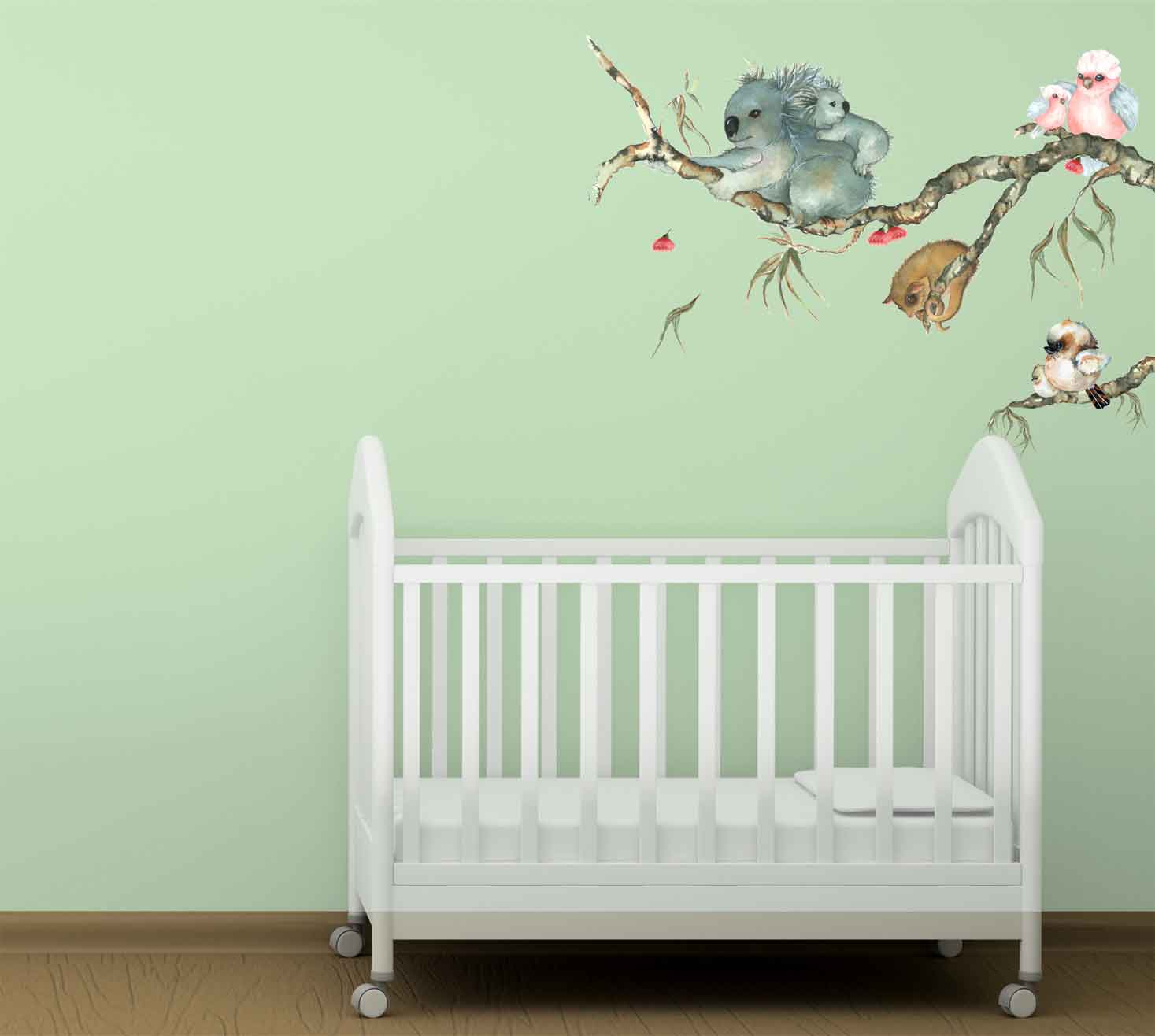 Removable Wall Stickers Personalised Prints Wine Labels - Nursery wall decals australia