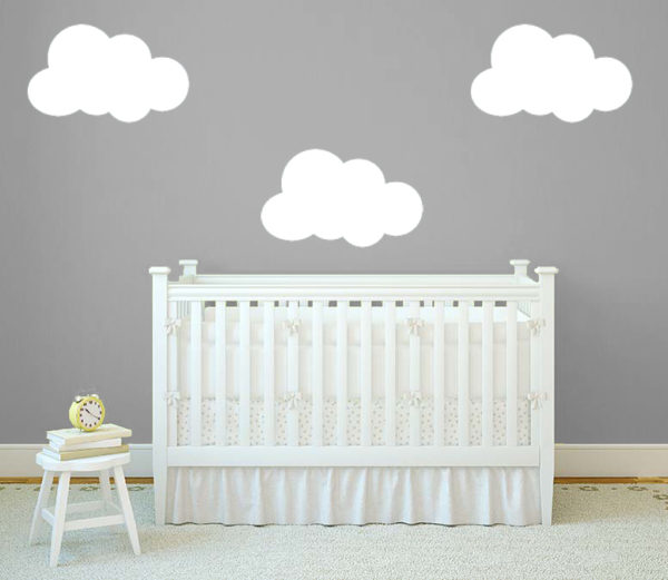 Cloud Wall Sticker Decal