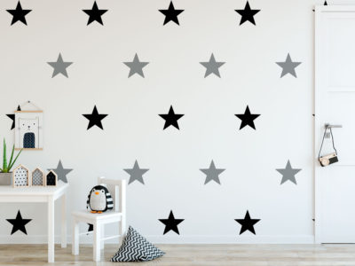 Star wall stickers decals